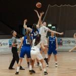 Trofeo delle Regioni. Femminile Liguria vs Piemonte.