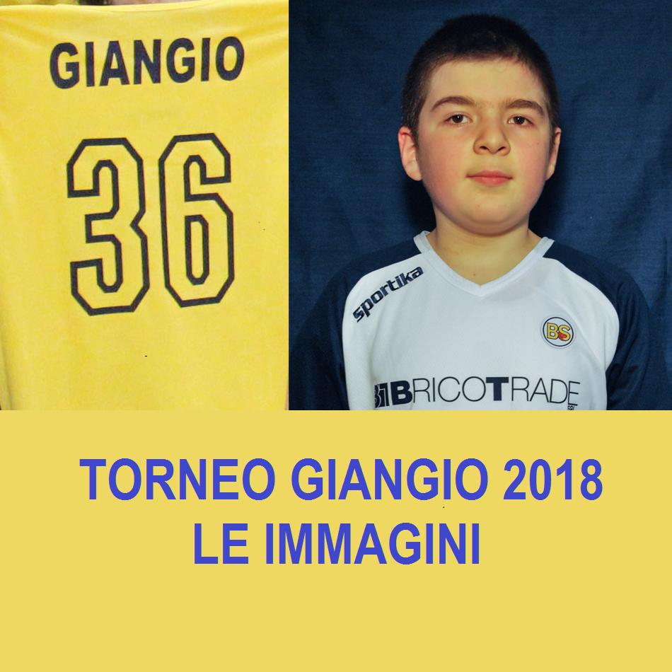 Fotografie del Torneo Giangio 2018