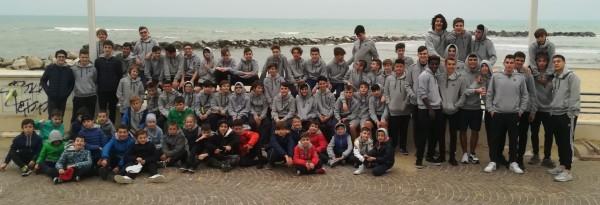Il Basket Seregno a Pesaro