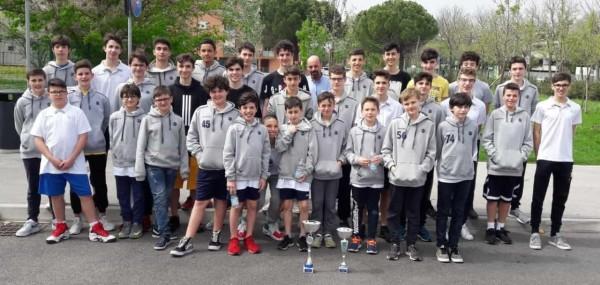 Il Basket Seregno a Rimini