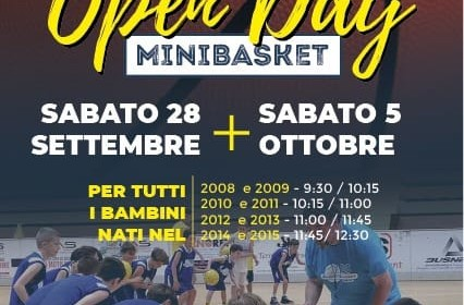 OPEN DAY MINI